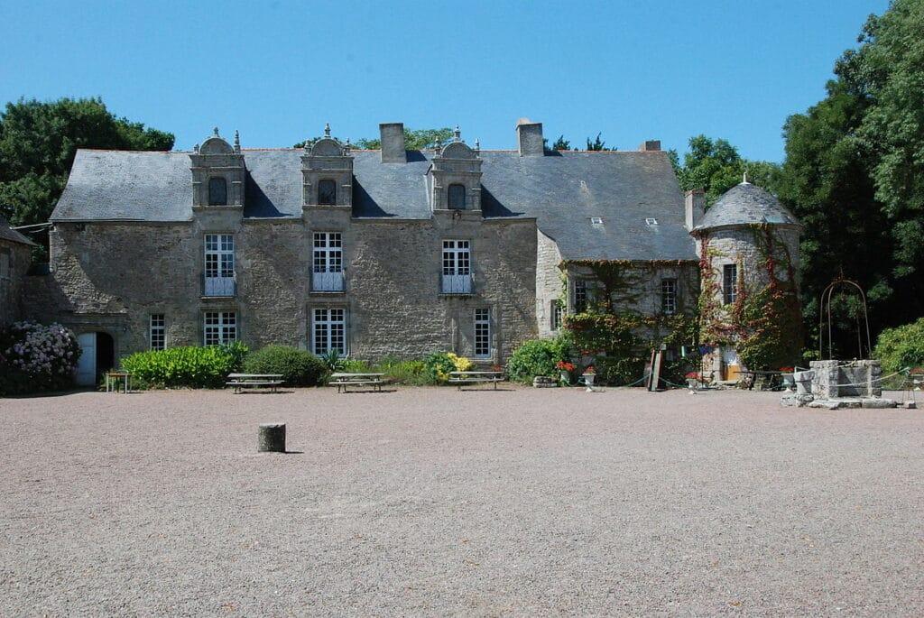 Château de Careil situé entre Guérande et La Baule