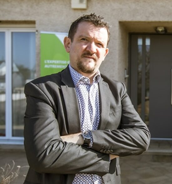 Arnault Gérard, expert comptable Amarris Contact Metz