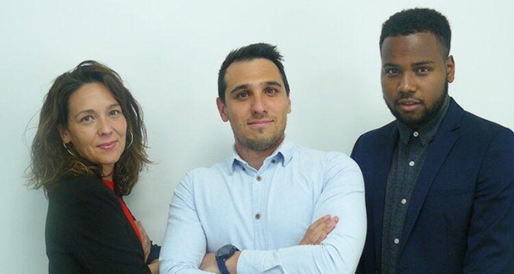 L'équipe du cabinet comptable Amarris Contact Lyon
