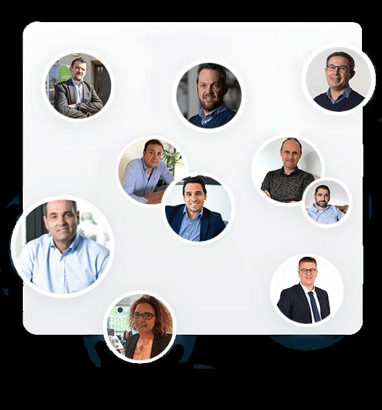 Les experts comptables du réseau Amarris Contact